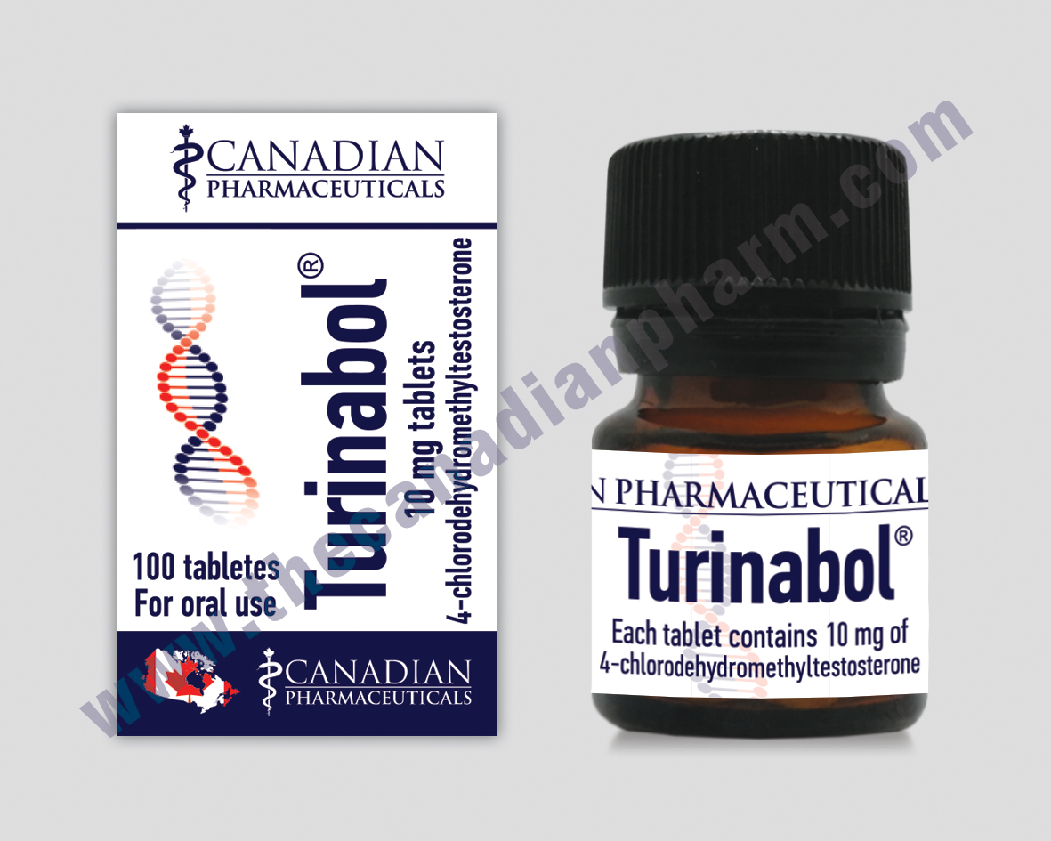 TURINABOL ® 10 miligrams Tablets