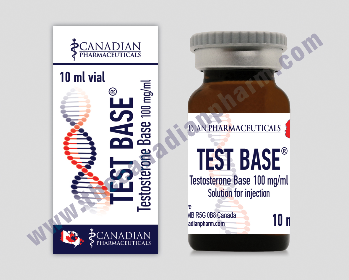 TEST BASE® 100 mg/ml solution for injection