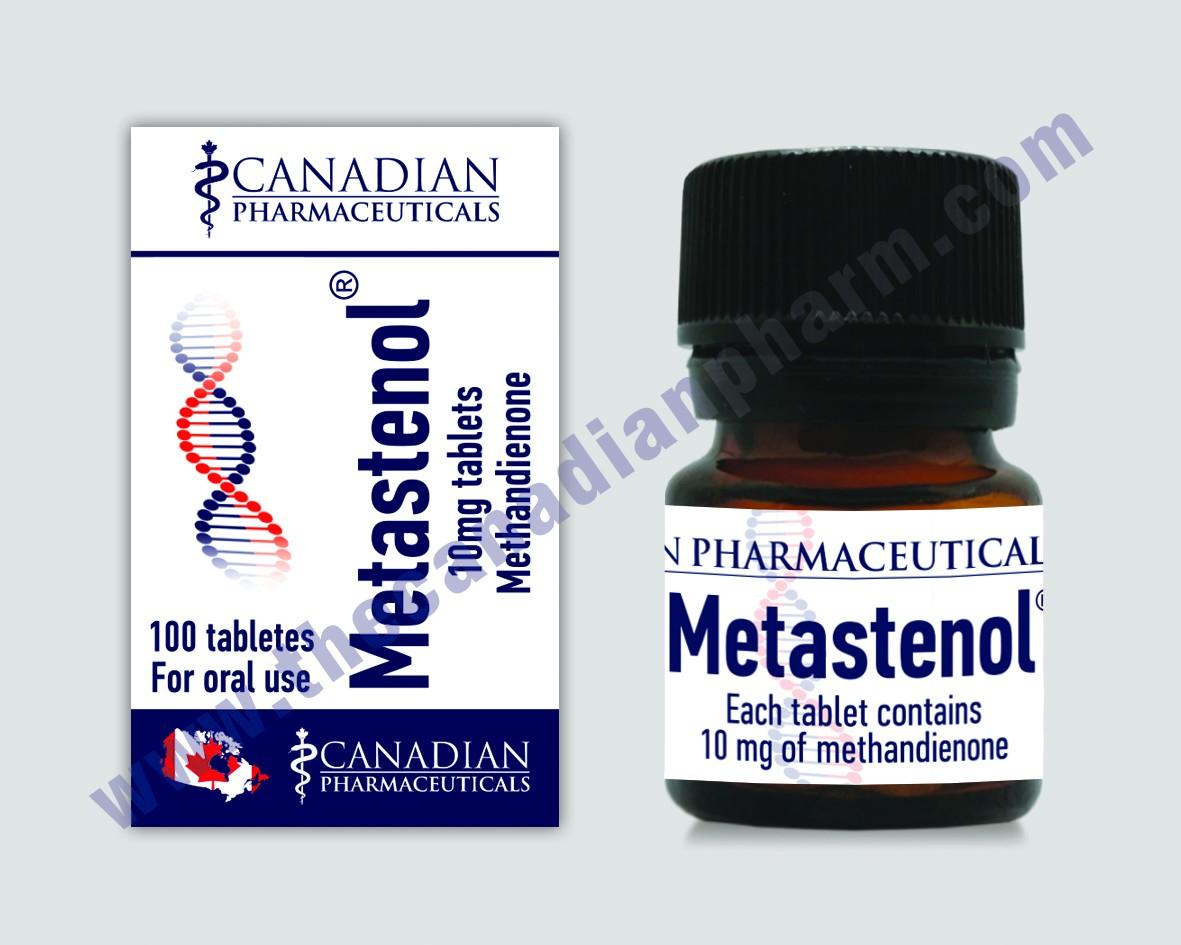METASTENOL 10 micrograms Tablets
