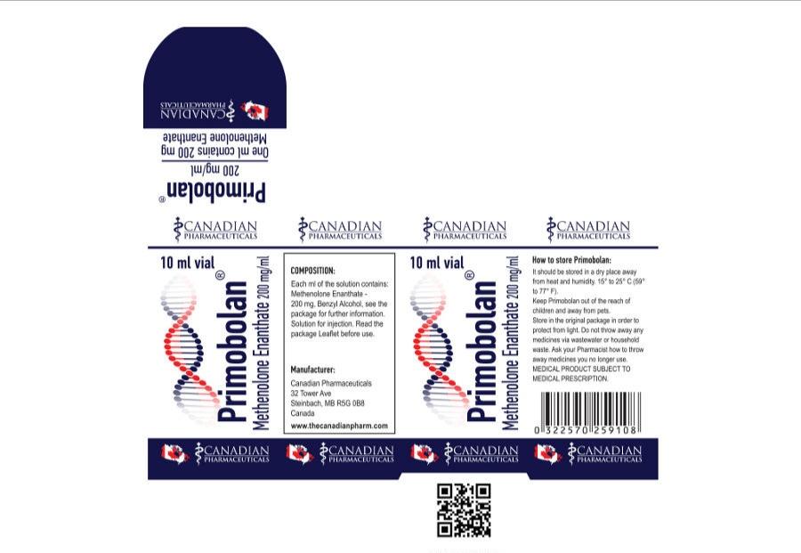 PRIMOBOLAN ® 200 mg/ml
